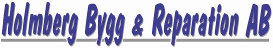 Holmberg Bygg & Reparation AB
